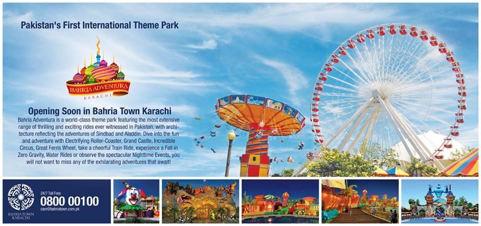 Zero Gravity Theme Park >> Pakistan's First International Theme Park – Bahria Town Karachi   Property 365