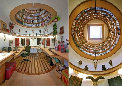 Create-Home-Library-