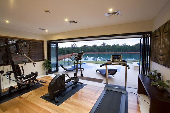 Home Gym Design: Architectural Trend In 2015