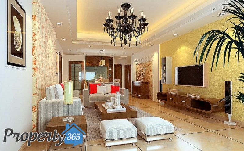 Unifying A Large Living Space-property365